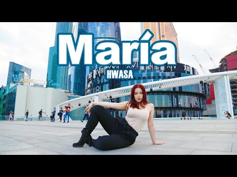 [KPOP IN PUBLIC,RUSSIA][BOOMBERRY]HWASA(화사) - Maria(마리아) dance cover