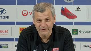 Bruno Genesio : ''Monaco ? Plus du tout la même équipe''