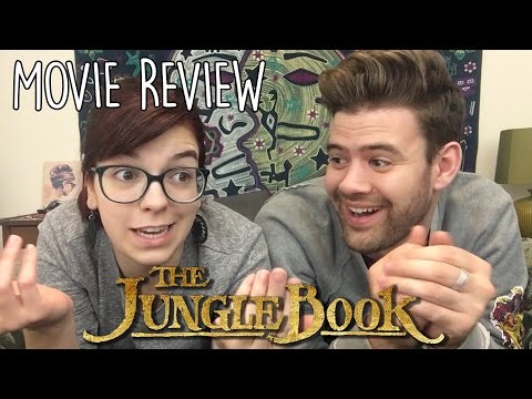 The Jungle Book Movie Review (VEDA 27) | SoundProofLiz