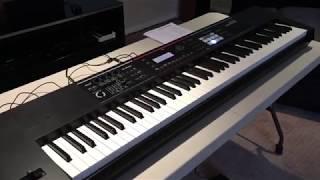 Roland Juno DS 88 - Intro/Demo
