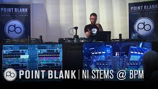 Performing with NI Stems @ BPM Show 2015
