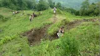 Honduras free running fail. Operation Wallacea.