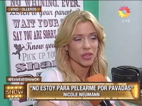 Nicole Neumann defendió a Pampita: Siento mucha empatía por ella