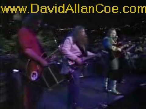 DAVID ALLAN COE Please Come To Boston flv