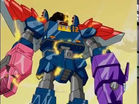 Megas XLR  episode 09   The Bad Guy