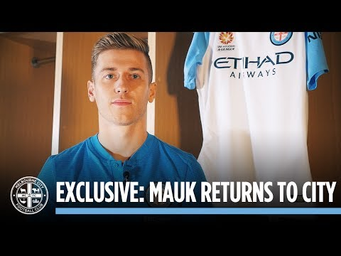 EXCLUSIVE: Mauk Returns To City