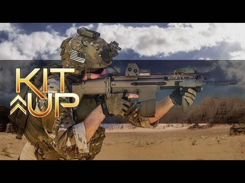 KIT UP! | 2012 US Army Ranger Impression | SCAR-H, CRYE, EAGLE & MORE! | AirsoftGI.com