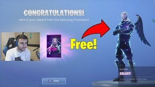 HOW TO GET FORTNITE GALAXY SKIN FROM BEST BUY FOR FREE!