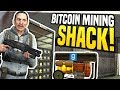 BITCOIN MINING SHACK - Gmod DarkRP | Hidden Bitcoin Base!