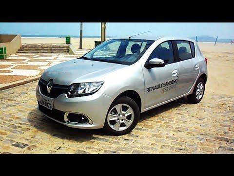 Avaliação Renault Sandero Dynamique Easy'R 1.6 Hi-Power (HD)