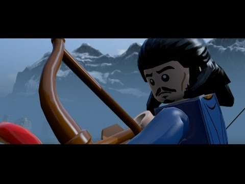 LEGO The Hobbit - All Cutscenes