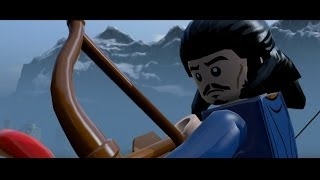 lego the hobbit   all cutscenes
