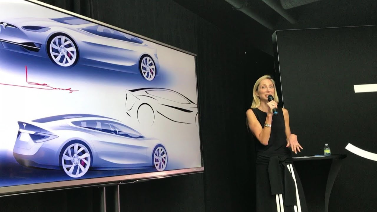 Tesla Aventura, Florida Showroom Grand Opening Featuring a ...