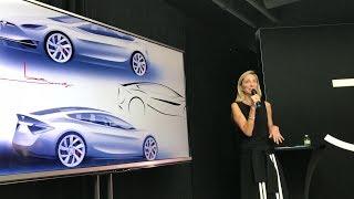 Tesla Aventura, Florida Showroom Grand Opening Featuring a Model 3