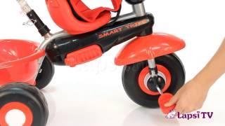 Трехколесный велосипед Smart Trike Sport (Смарт Трайк Спорт)(Трехколесный велосипед Smart Trike Sport (Смарт Трайк Спорт) http://lapsi.ru/e-store/xml_catalog/index.php?item=6727 Уникальная линия 3 в..., 2013-07-09T11:46:43.000Z)