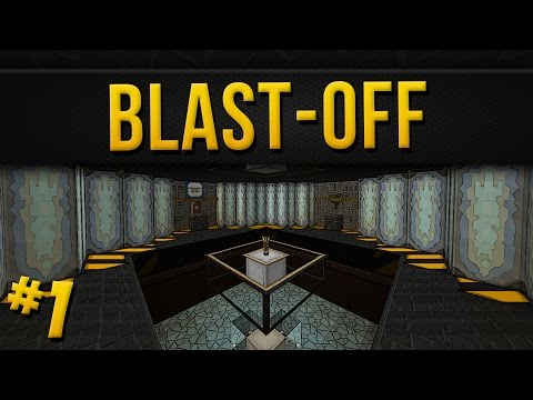 Minecraft Blast Off - Part 1 - After The Crash Landing Link Book!