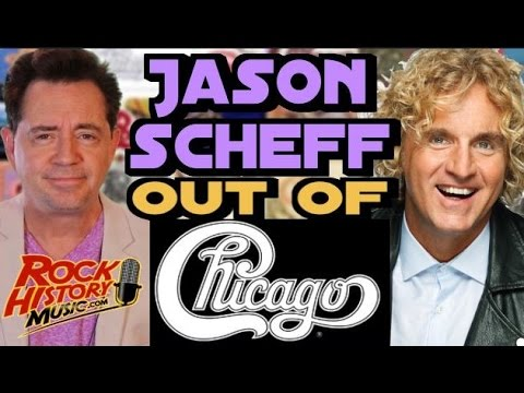 Chicago has Replaced Singer Jason Scheff with Jeff Coffey: What Happened?