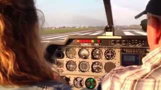 Baptême de l'air en avion avec LOCAVIA de Bondues (PART 1)