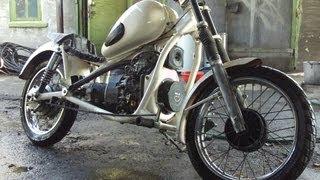 обзор дизельного мотоцикла