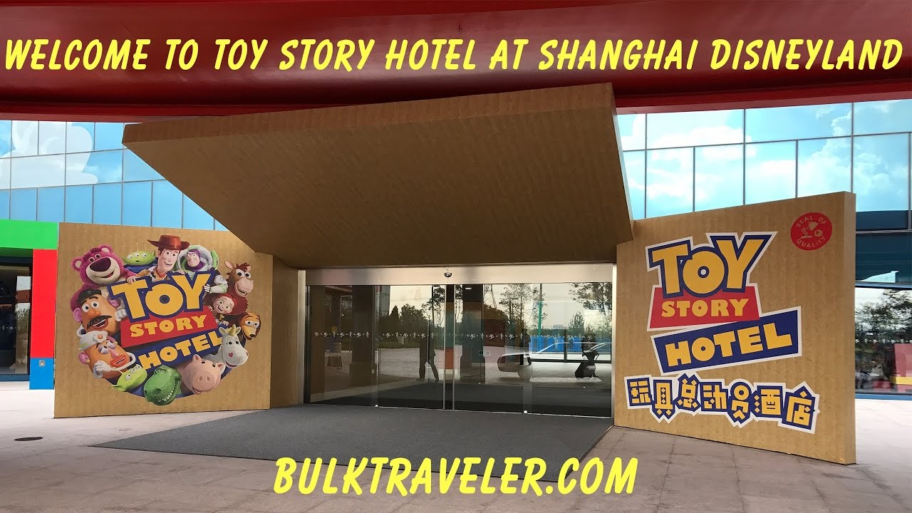 Toy Story Hotel Shanghai Disney Resort Shanghai China