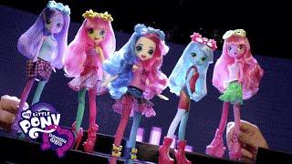 MLP: Equestria Girls Toys - New Rainbow Rocks Dolls!