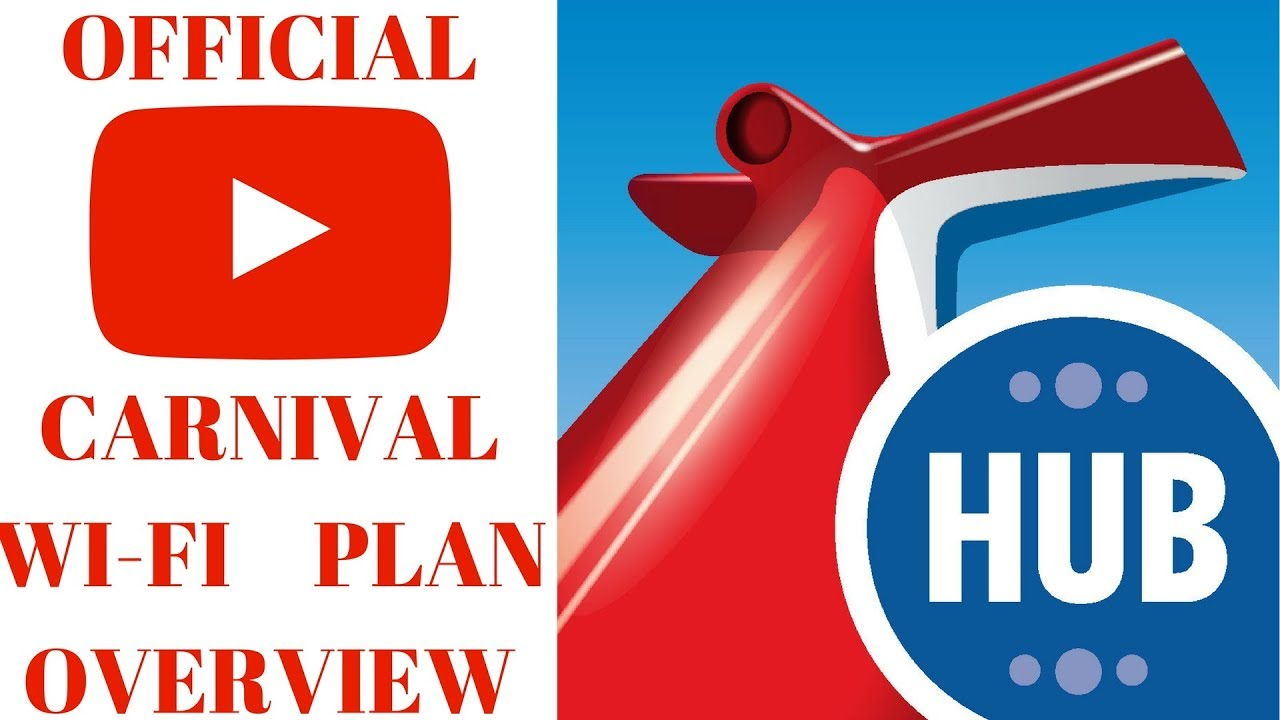 Carnival Cruise Internet >> Video Carnival Cruise Hub App Official Demo Overview Of Internet