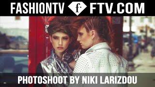 'Beaucage Salon' Chinatown Photoshoot By Niki Larizdou   FashionTV