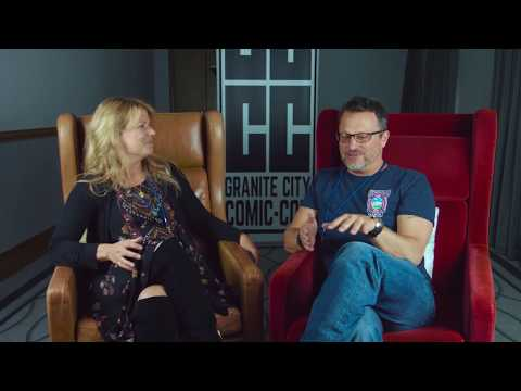 Steve Blum and Mary E McGlynn Talk Cowboy Bebop at GCCC (Pt 1)