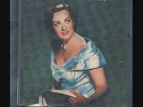 "Kathleen Ferrier sings ""Silent Night, holy night"""