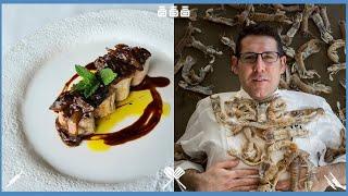 Com es fa el llom de conill amb ceba i xocolata? Recepta del cuiner Vicent Guimerà