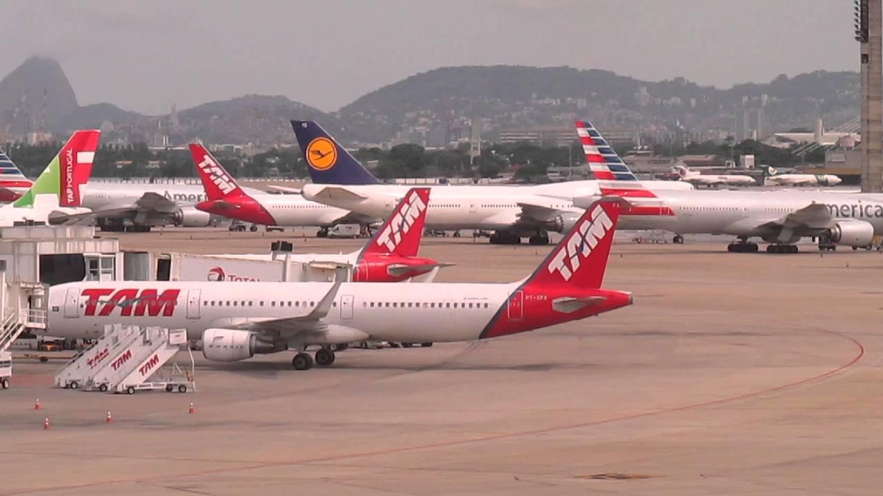 Aeroporto Rio De Janeiro : Aeroporto internacional do rio de janeiro galeão sbgl gig
