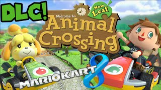 ABM: Mario Kart 8 DLC Pack 2!! Gameplay Animal Crossing Cup!!