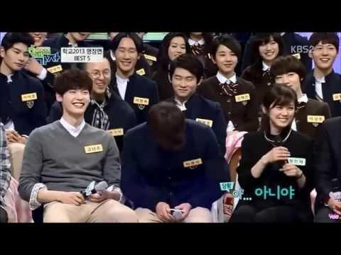 [Vietsub] Lee Jong Suk x Kim Woo Bin -  Ai La La