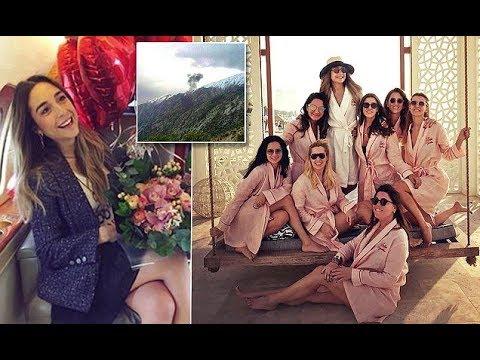 Eleven Passaway party private jet crash: Turkish socialite, seven friends weekend in Dubai