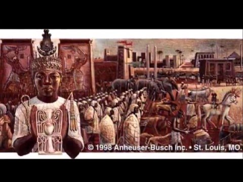 Pharaoh Taharqa: The Fifth Ruler of the 25th Dynasty