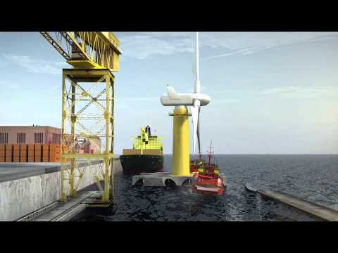 OBS(Ocean Brick System) 3D Animation by Koh Design Studio.