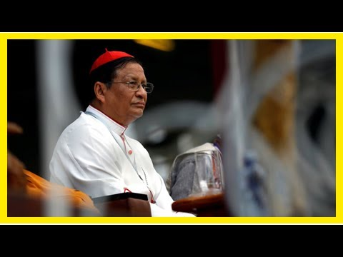 The cardinal defended Myanmar aung san suu kyi on eve of Pope tripUs news-