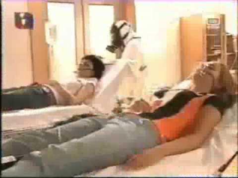 Marta Faial    Morangos com açúcar serie3 Virus ataca Daniela no Colégio