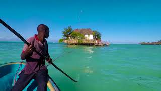 4 DAYS IN ZANZIBAR - Beautiful Beaches and Delicious Food