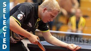 Darko Jorgic/Tomas Polansky vs Kilian Ort/Maksim Grebnev (Selected) | Saison 2021/22
