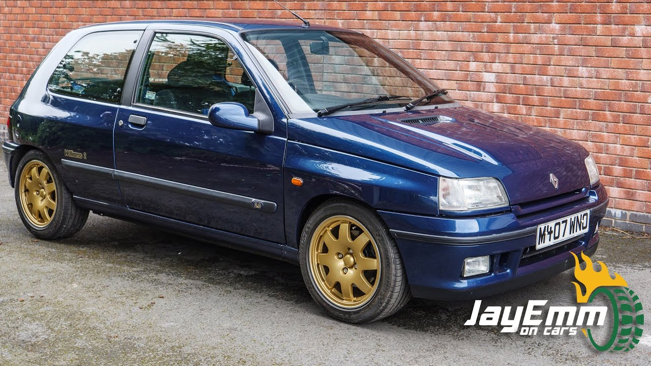 1994 Renault Clio Williams 2 Review - The Greatest Hatch Of All?