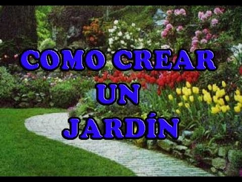 Como Mantener Un Jardin Youtube