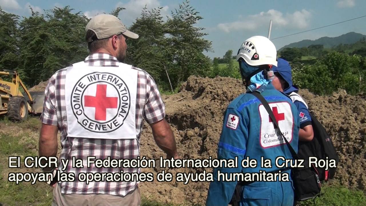 Ecuador - Red Cross responds to deadly earthquake