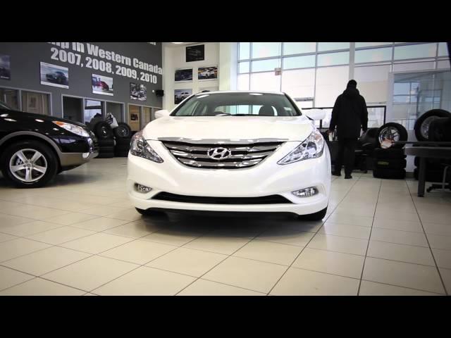 2013 Hyundai Sonata   Auto Review From GoAuto.ca