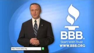 BBB Public Service Announcement.