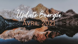 Update Energie : Avril 2021
