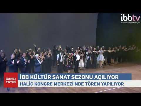 İstanbul'un 2019 - 2020 Kültür Sanat Sezonu Açılıyor.