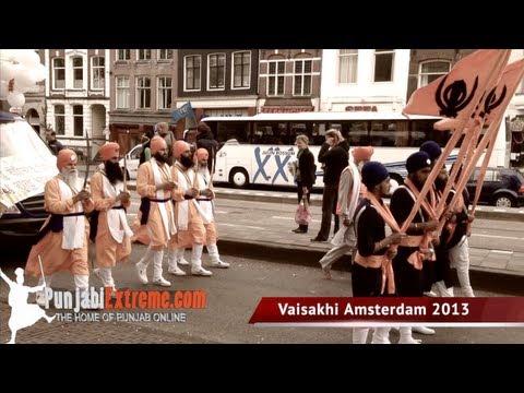 Vaisakhi Amsterdam 2013 by Punjabi Extreme