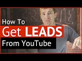 How To Get Leads From YouTube and Build Your Email List