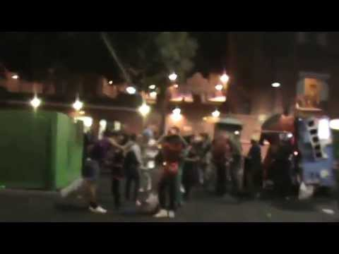 ИСПАНИЯ: Прибыли в Санта Круз Канарские острова Carnival In Tenerife 2013